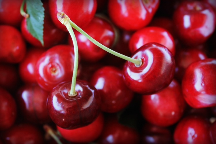 Alpujarran cherries