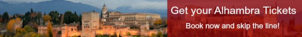 Buy Alhambra tickets skip line