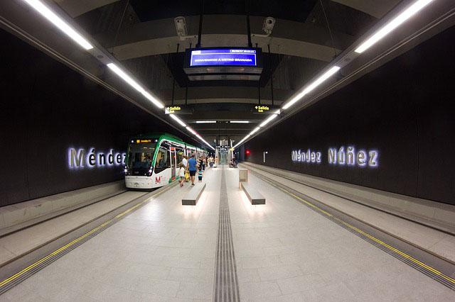 Granada Metro system